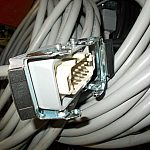 Microtunneling 10 pin data cables 1