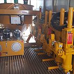 Bentonite large scale automatic dosing system Häny Down2earth 3