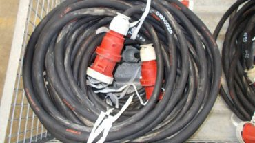Microtunneling 400 V electrical cables Herrenknecht Down2earth 1