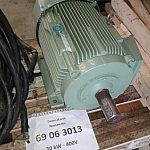 Microtunneling electrical motors Herrenknecht Down2earth 2